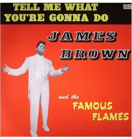 Rumble Records James Brown - Tell Me What You're Gonna Do