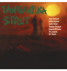 Doxy Records John Coltrane & Wilbur Harden - Tanganyika Strut