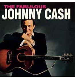 Rumble Records Johnny Cash - The Fabulous Johnny Cash