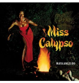 Cornbread Records Maya Angelou - Miss Calypso