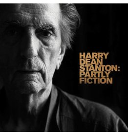Omnivore Recordings Harry Dean Stanton - Partly Fiction