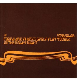 1972 Records Stereolab - Cobra And Phases Group Play Voltage In