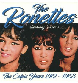 Cornbread Records The Ronettes - The Colpix Years (1961-1963)