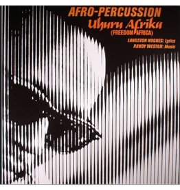 Cornbread Records Randy Weston - Uhuru Afrika