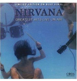 Coda Publishing Limited Nirvana - Greatest Hits Live On Air