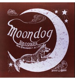 Cornbread Records Moondog - Snaketime Series