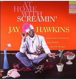 Rumble Records Screamin' Jay Hawkins - At Home With Screamin' Jay Hawkins