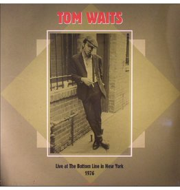 DOL Tom Waits - Live At The Bottom Line, NYC, 1976