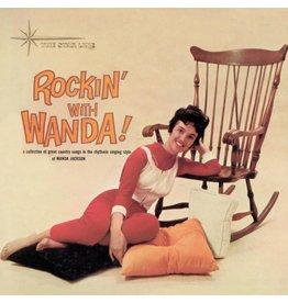 Cornbread Records Wanda Jackson - Rockin' With Wanda