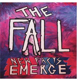 Cherry Red Records The Fall - New Facts Emerge