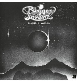 Anthology Records Rudiger Lorenz - Invisible Voices
