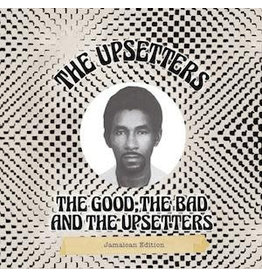 Hot Milk Records The Upsetters - The Good, The Bad And The Upsetters