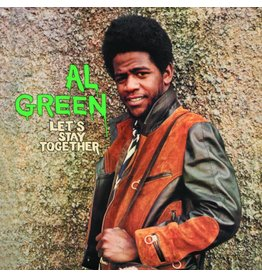 Fat Possum Records Al Green - Lets Stay Together