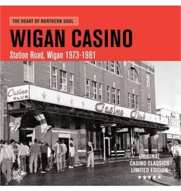 Outta Sight Various - Wigan Casino