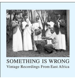 Honest Jon's Records Various - Something Is Wrong
