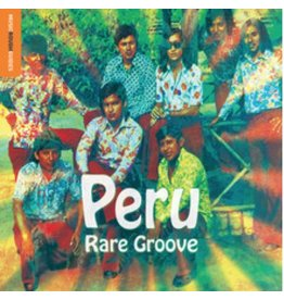 World Music Network Various - The Rough Giude To Peru Rare Groove