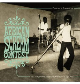 Analog Africa Various - African Scream Contest