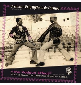 Analog Africa Orchestre Poly-Rythmo De Cotonou - The Voudoun Effect 1972-1975