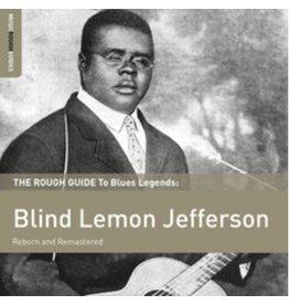 World Music Network Blind Lemon Jefferson - The Rough Guide To Blind Lemon Jefferson