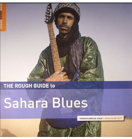 World Music Network Various - The Rough Guide To Sahara Blues