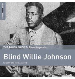 World Music Network Blind Willie Johnson - The Rough Guide To Blind Willie Johnson