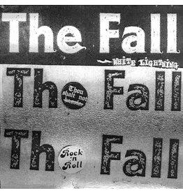 Secret Records The Fall - White Lighning