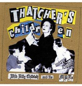 Damaged Goods Records Billy Childish - Thatcher's Children