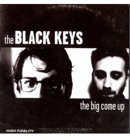 Alive Records The Black Keys - The Big Come Up