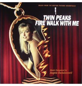 Warner Music Group Angelo Badalamenti - Twin Peaks: Fire Walk With Me