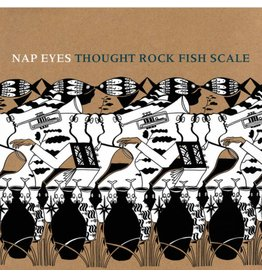 Paradise Of Bachelors Nap Eyes - Thought Rock Fish Scale