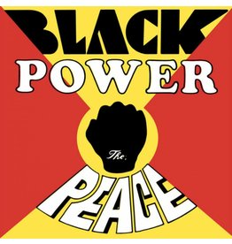 Now-Again Records The Peace - Black Power