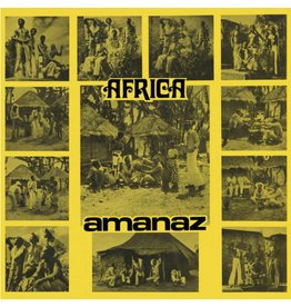Now-Again Records Amanaz - Africa