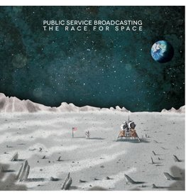 Test Card Recordings Public Service Broadcasting - The Race For Space