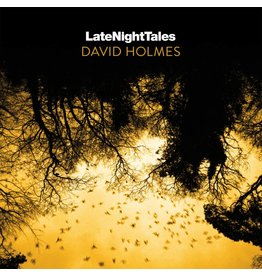 Late Night Tales Various - David Holmes: Late Night Tales