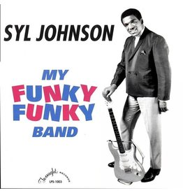 Numero Group Syl Johnson - My Funky Funky Band