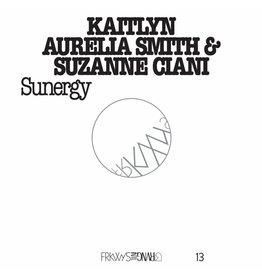 RVNG Kaitlyn Aurella Smith & Suzanne Ciani - FRKWYS Vol. 13 Sunergy