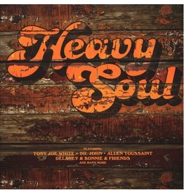Festival Records Various - Heavy Soul