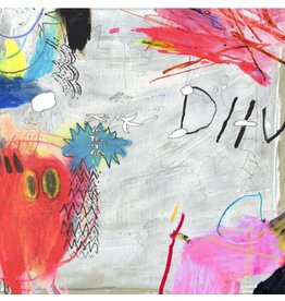 Captured Tracks DIIV - Is The Is Are