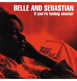 Jeepster Records Belle & Sebastian - If You're Feeling Sinister