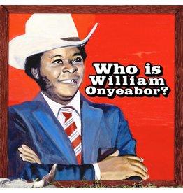 K7 William Onyeabor - Who Is William Onyeabor?