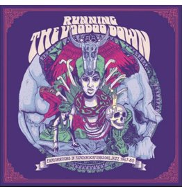 Festival Records Various - Running The Voodoo Down