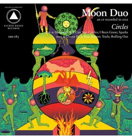 Souterrain Transmissions Moon Duo - Circles