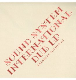 Pressure Sounds King Tubby & The Dynamites - Sound System International Dub