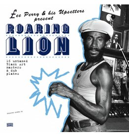 Pressure Sounds Lee Perry & Upsetters - Roaring Lion