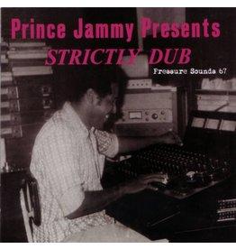 Pressure Sounds Prince Jammy - Presents Strictly Dub