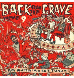 Crypt Records Various - Back From The Grave Vol. 9