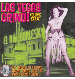 Crypt Records Various - Las Vegas Grind Vol. 6