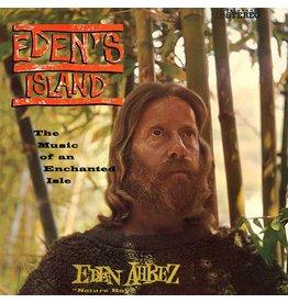 Captain High Records Eden Ahbez - Eden's Island