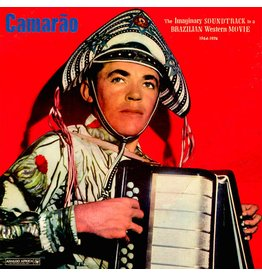 Analog Africa Camarão - The imaginary Soundtrack to a Brazilian Western Movie 1964 - 1974