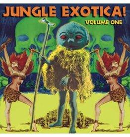 Crypt Records Various - Jungle Exotica Vol. 1